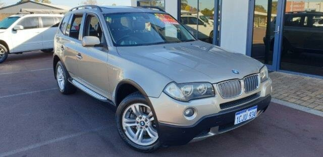 Used BMW X3 E83 MY07 si Steptronic, 2006 BMW X3 E83 MY07 si Steptronic Bronze 6 Speed Sports Automatic Wagon