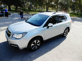 2016 Subaru Forester S4 MY16 2.5i-L CVT AWD Silver 6 Speed Constant Variable Wagon