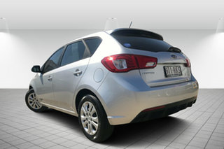 2010 Kia Cerato TD MY11 SI Silver 6 Speed Manual Hatchback
