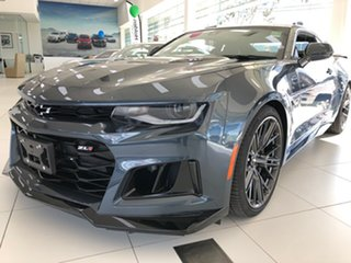 2019 Chevrolet Camaro 1AL37 MY19 ZL1 Shadow Grey 10 Speed Automatic Coupe