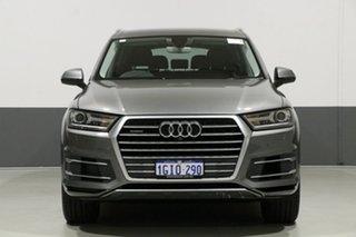 2015 Audi Q7 4M 3.0 TDI Quattro Graphite 8 Speed Automatic Tiptronic Wagon.