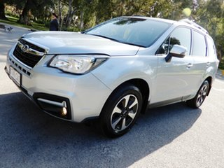 2016 Subaru Forester S4 MY16 2.5i-L CVT AWD Silver 6 Speed Constant Variable Wagon.