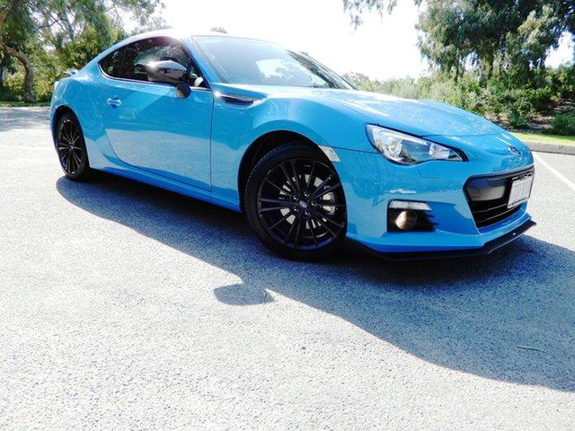 Used Subaru BRZ Z1 MY16 Hyper Blue, 2015 Subaru BRZ Z1 MY16 Hyper Blue Blue 6 Speed Manual Coupe