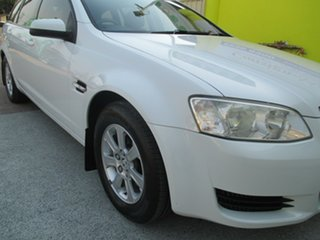 2011 Holden Commodore VE II Omega Sportwagon White 6 Speed Sports Automatic Wagon
