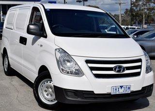 2016 Hyundai iLOAD TQ3-V Series II MY16 White 5 Speed Automatic Van.