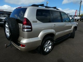 2009 Toyota Landcruiser Prado KDJ120R 07 Upgrade GXL (4x4) Dune 5 Speed Automatic Wagon