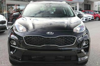 2019 Kia Sportage QL MY19 Si 2WD Premium Black Cherry 6 Speed Sports Automatic Wagon.