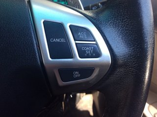 2015 Mitsubishi Challenger PC (KH) MY14 Silver 5 Speed Sports Automatic Wagon