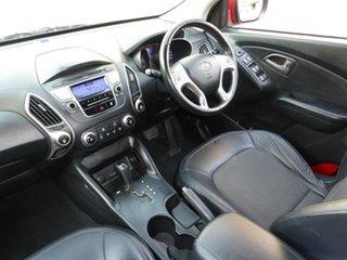 2010 Hyundai ix35 LM Elite (AWD) Dark Red 6 Speed Automatic Wagon.