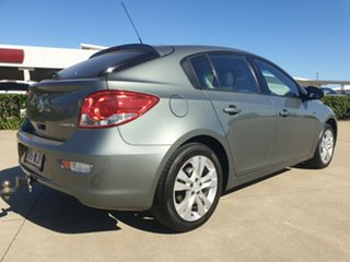 2015 Holden Cruze JH Series II MY15 Equipe Grey 5 Speed Manual Hatchback.