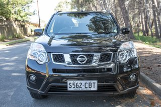 2012 Nissan X-Trail T31 Series V ST-L Black 1 Speed Constant Variable Wagon