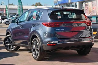 2019 Kia Sportage QL MY19 Si 2WD Premium Mercury Blue 6 Speed Sports Automatic Wagon.