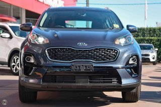 2019 Kia Sportage QL MY19 Si 2WD Premium Mercury Blue 6 Speed Sports Automatic Wagon