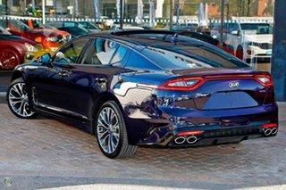 2019 Kia Stinger CK MY19 GT Fastback Deep Chroma Blue 8 Speed Sports Automatic Sedan.