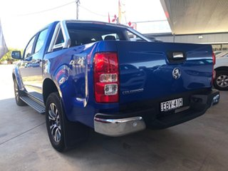 2018 Holden Colorado RG MY19 LTZ (4x4) (5Yr) Power Blue 6 Speed Automatic Crew Cab Pickup.