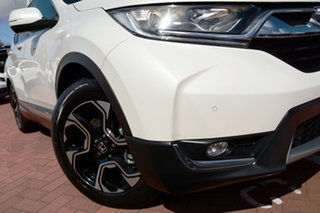 2018 Honda CR-V RW MY18 VTi-L FWD White Orchid 1 Speed Constant Variable Wagon.