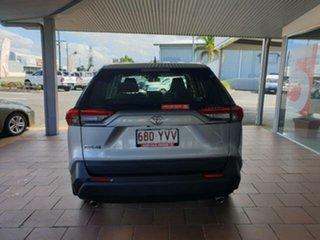 2019 Toyota RAV4 Mxaa52R GX 2WD Silver Sky 10 Speed Constant Variable Wagon