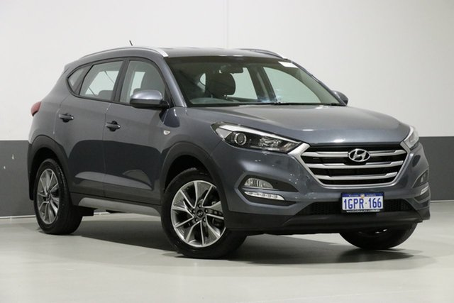 Used Hyundai Tucson TL3 MY19 Active X (FWD), 2018 Hyundai Tucson TL3 MY19 Active X (FWD) Grey 6 Speed Automatic Wagon
