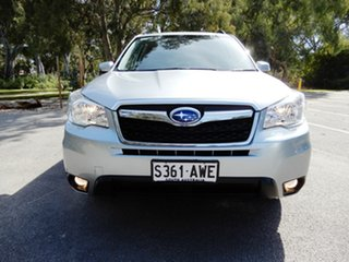 2013 Subaru Forester S4 MY13 2.5i-L Lineartronic AWD Ice Silver 6 Speed Constant Variable Wagon.