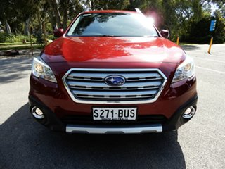 2017 Subaru Outback B6A MY17 2.5i CVT AWD Fleet Edition Venetian Red 6 Speed Constant Variable Wagon.
