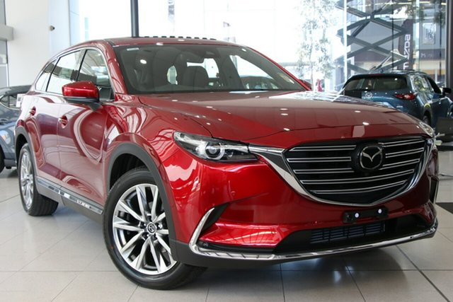 New Mazda CX-9 TC Azami SKYACTIV-Drive i-ACTIV AWD, 2019 Mazda CX-9 TC Azami SKYACTIV-Drive i-ACTIV AWD Soul Red Crystal 6 Speed Sports Automatic Wagon