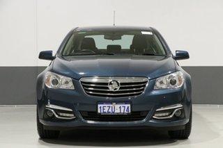 2014 Holden Calais VF Blue 6 Speed Automatic Sedan.