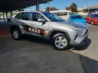2019 Toyota RAV4 Mxaa52R GX 2WD Silver Sky 10 Speed Constant Variable Wagon.