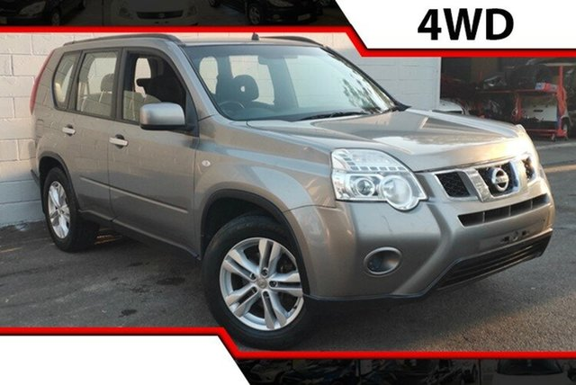 Used Nissan X-Trail T31 Series IV ST, 2011 Nissan X-Trail T31 Series IV ST Grey 1 Speed Constant Variable Wagon