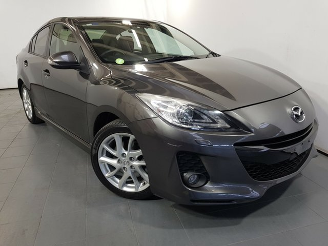 Used Mazda 3 BL10L2 SP25 Activematic, 2012 Mazda 3 BL10L2 SP25 Activematic Grey 5 Speed Sports Automatic Sedan