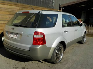 2007 Ford Territory SY TX AWD Silver 6 Speed Sports Automatic Wagon.