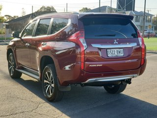 2018 Mitsubishi Pajero Sport QE MY18 GLS Maroon 8 Speed Sports Automatic Wagon.