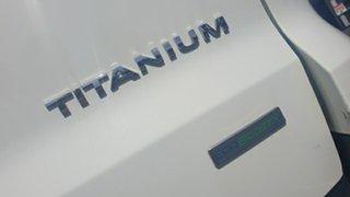 2019 Ford Ecosport BL 2019.25MY Titanium Diamond White 6 Speed Automatic Wagon