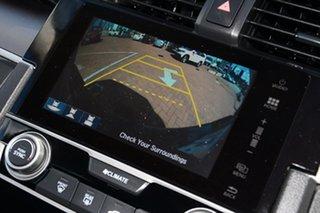 2018 Honda Civic 10th Gen MY18 VTi-L Modern Steel 1 Speed Constant Variable Sedan