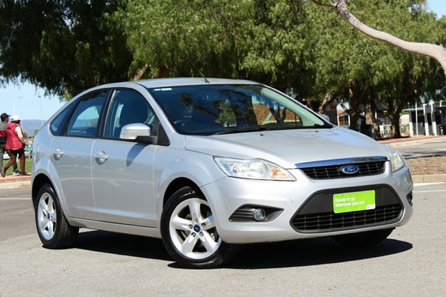 Used Ford Focus LV TDCi PwrShift, 2009 Ford Focus LV TDCi PwrShift Silver 6 Speed Sports Automatic Dual Clutch Hatchback