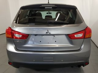 2014 Mitsubishi ASX XB MY14 2WD Grey 6 Speed Constant Variable Wagon