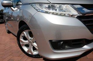 2016 Honda Odyssey RC MY16 VTi Super Platinum 7 Speed Constant Variable Wagon.