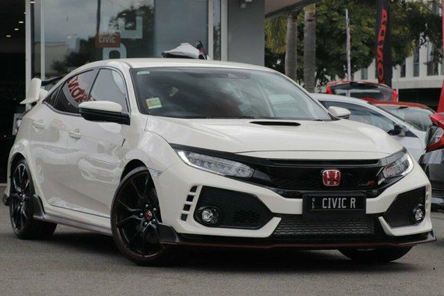 Demo Honda Civic 10th Gen MY19 Type R, 2019 Honda Civic 10th Gen MY19 Type R Championship White 6 Speed Manual Hatchback