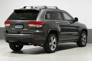 2013 Jeep Grand Cherokee WK MY14 Limited (4x4) Grey 8 Speed Automatic Wagon