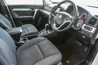 2015 Holden Captiva CG MY15 7 LS White 6 Speed Semi Auto Wagon