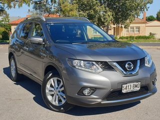 2016 Nissan X-Trail T32 ST-L X-tronic 4WD Grey 7 Speed Constant Variable Wagon