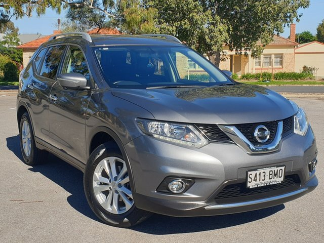 Used Nissan X-Trail T32 ST-L X-tronic 4WD, 2016 Nissan X-Trail T32 ST-L X-tronic 4WD Grey 7 Speed Constant Variable Wagon