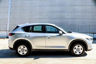 2019 Mazda CX-5 KF2W7A Maxx SKYACTIV-Drive FWD Sonic Silver 6 Speed Sports Automatic Wagon
