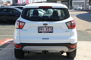 2017 Ford Escape ZG 2018.00MY Ambiente 2WD White 6 Speed Sports Automatic Wagon