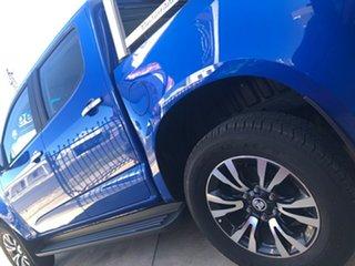 2018 Holden Colorado RG MY19 LTZ (4x4) (5Yr) Power Blue 6 Speed Automatic Crew Cab Pickup