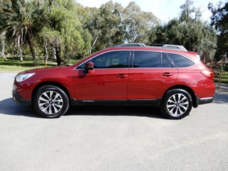 2017 Subaru Outback B6A MY17 2.5i CVT AWD Fleet Edition Venetian Red 6 Speed Constant Variable Wagon