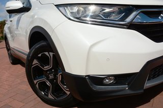 2018 Honda CR-V RW MY18 VTi-S 4WD White Orchid 1 Speed Constant Variable Wagon.