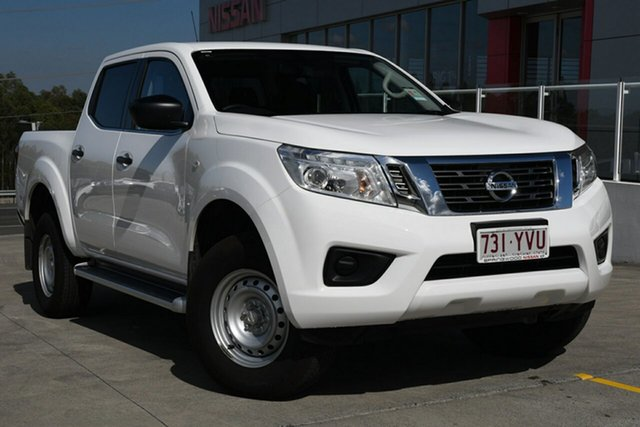 Demo Nissan Navara D23 S3 SL, 2018 Nissan Navara D23 S3 SL Polar White 7 Speed Sports Automatic Utility