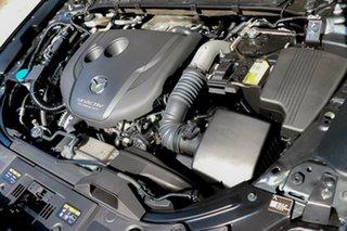 2018 Mazda CX-5 KF4W2A Akera SKYACTIV-Drive i-ACTIV AWD Machine Grey 6 Speed Sports Automatic Wagon