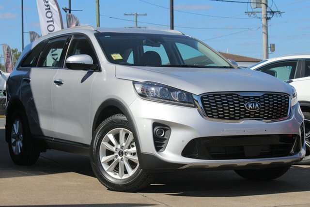 Used Kia Sorento UM MY19 SI, 2019 Kia Sorento UM MY19 SI Silky Silver 8 Speed Sports Automatic Wagon