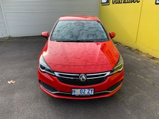 2018 Holden Astra BK MY19 RS-V Absolute Red 6 Speed Sports Automatic Hatchback.